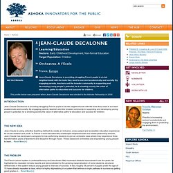 Jean-Claude Decalonne
