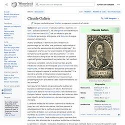 Claude Galien