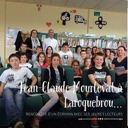 Jean-Claude Mourlevat à Laroquebrou...