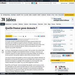 Quelle France pour demain? (Guéant)