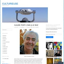 Claude Ponti (1948) § Le Muz