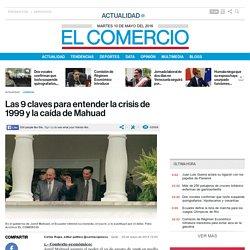 Las 9 claves para entender la crisis de 1999 y la caída de Mahuad