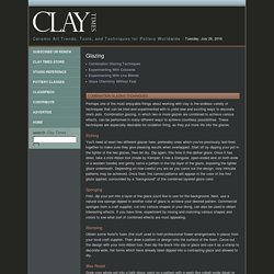 Clay Times Magazine