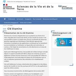 Clé Etamine