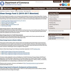 Clean Energy Fund 2