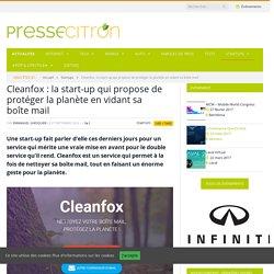 Cleanfox : la start-up qui propose de protéger la planète en vidant sa boîte mail