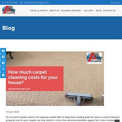 How Much Carpet Cleaning Cost Will Charged By Professionals?