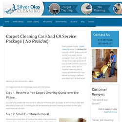 Best Carpet Cleaning Company Near me in Carlsbad, CA