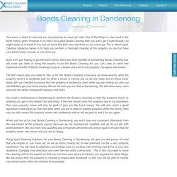 Bonds Clean Services Dandenong