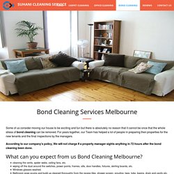 End Of Lease House Cleaning Melbourne