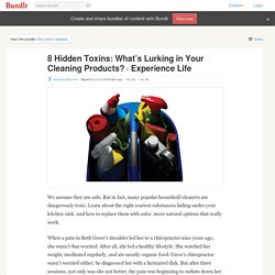8 Hidden Toxins: What's Lurking in Your Cleaning Products? · Experience Life