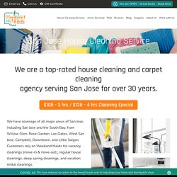 Maid Services California Weekend Maids