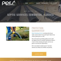 Best Drain and Sewer Cleaning Services in St.Albert
