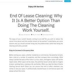 Office Building Cleaning North Sydney
