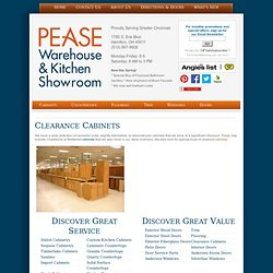 Pease Warehouse Cincinnati