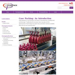 Clearpack Blog