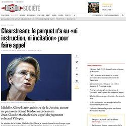Clearstream: MAM d ment toute pression de l'Elys e - Lib ration