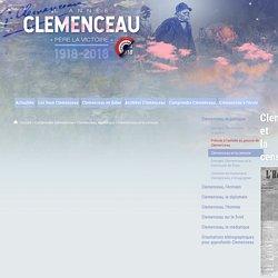 Clemenceau et la censure - Clemenceau, 1918-2018