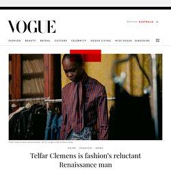 Telfar Clemens is fashion's reluctant Renaissance man