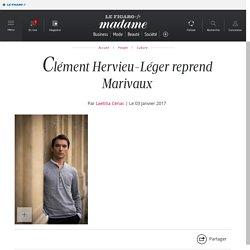 Clément Hervieu-Léger reprend Marivaux - Madame Figaro