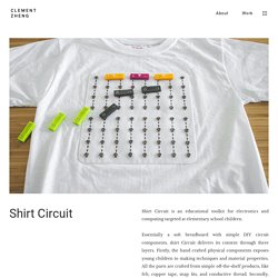 Clement Zheng › Shirt Circuit