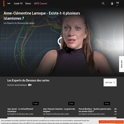 Anne-Clémentine Larroque - Existe-t-il plusieurs islamismes ? - Les Experts du Dessous des cartes - Regarder le documentaire complet
