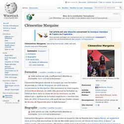 Clémentine Margaine