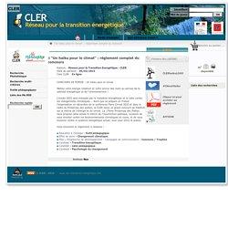 CLER - Base de données documentaires