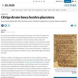 Clérigo devoto busca hembra placentera