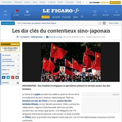 Les dix clés du contentieux sino-japonais