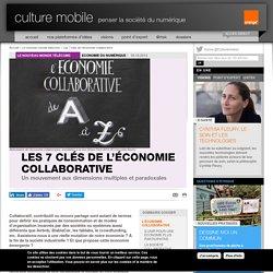 Les 7 clés de l'économie collaborative