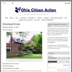 Cleveland Event