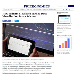 How William Cleveland Turned Data Visualization Into a Science