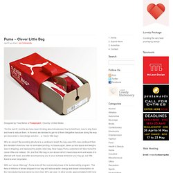 Puma – Clever Little Bag