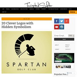 20 Clever Logos with Hidden Symbolism