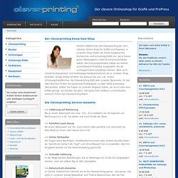 Cleverprinting-Shop