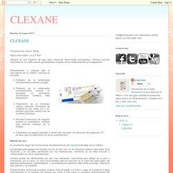 CLEXANE: CLEXANE