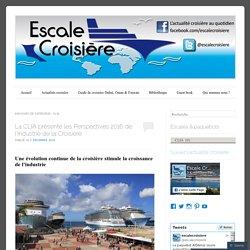 Blog Escale croisière