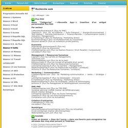 Clic-formation - Recherche web
