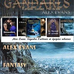 Les Clichés cachés, deuxième partie - Romans d'Alex Evans
