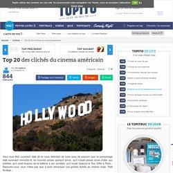 Top 20 des clichés du cinema américain