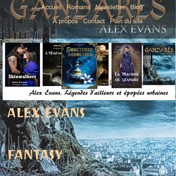 Les Clichés cachés: le mage/sorcier, troisième partie - Romans d'Alex Evans