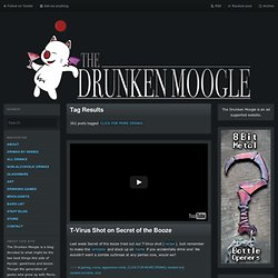 The Drunken Moogle : 9 of 14