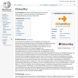 Clickandbuy International Ltd
