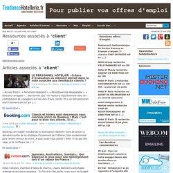client - TendanceHotellerie.fr