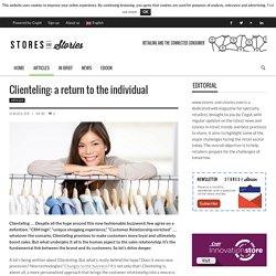 Clienteling : définition