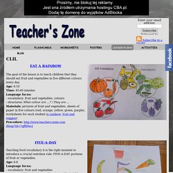 CLIL - Teacher's Zone