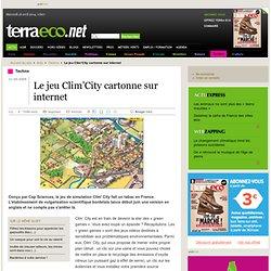 Le jeu Clim'City cartonne sur internet