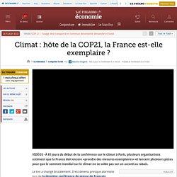 Climat : hôte de la COP21, la France est-elle exemplaire ?