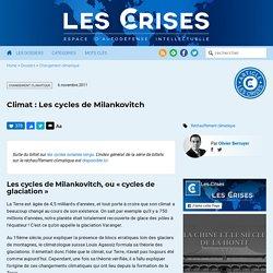 » 1352 Climat (14) : les cycles de Milankovitch